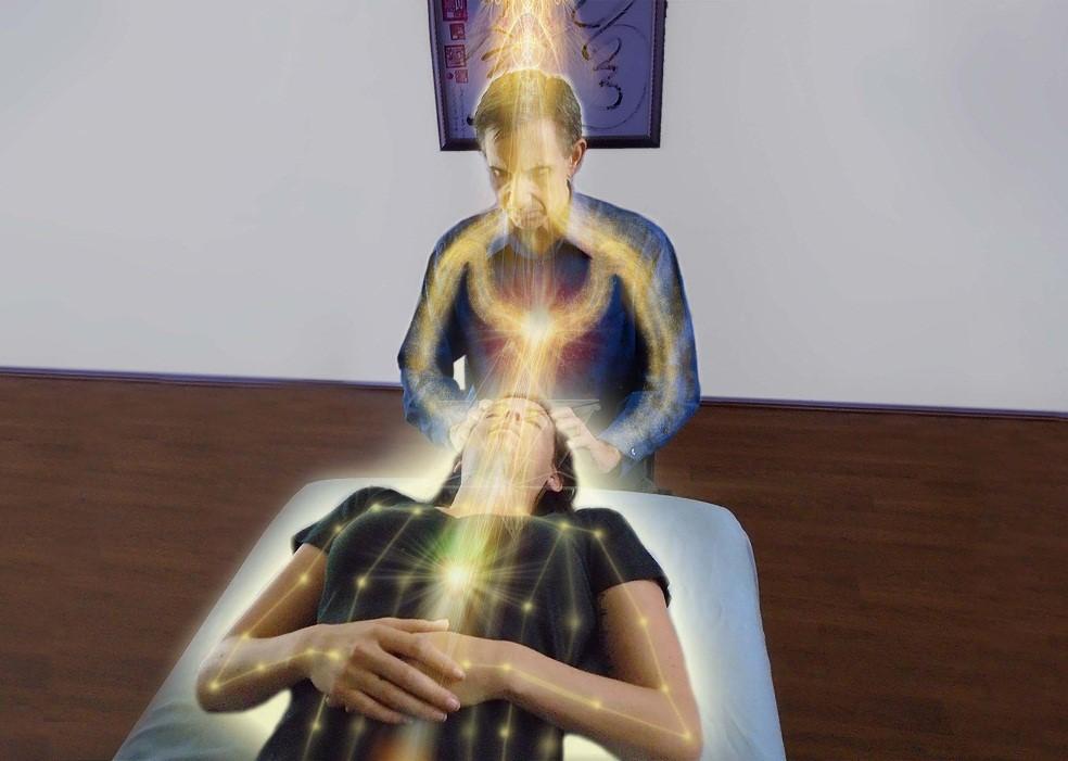 Energy Medicine and Quantum Healing - Darren Starwynn, O.M.D